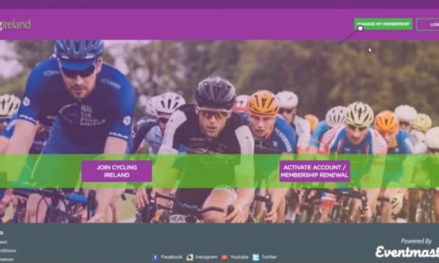 Cycling Ireland Launch New Platform