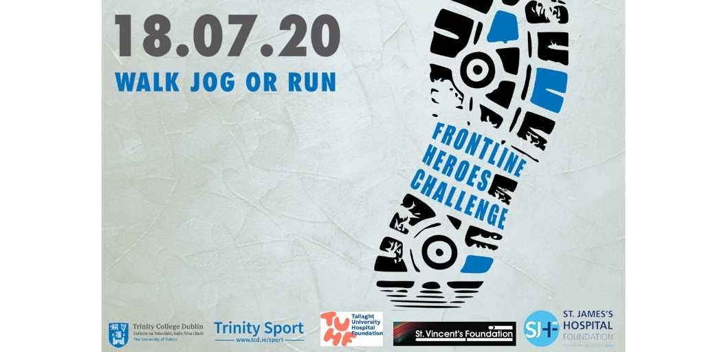 Trinity Challenge for Frontline Fundraising Teams