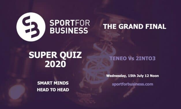 Sport for Business Grand Final