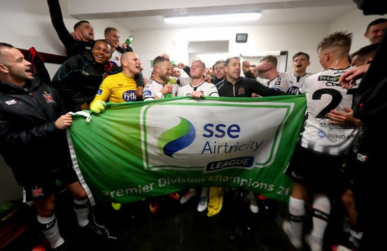 Future of SSE Airtricity League Season On Line Today