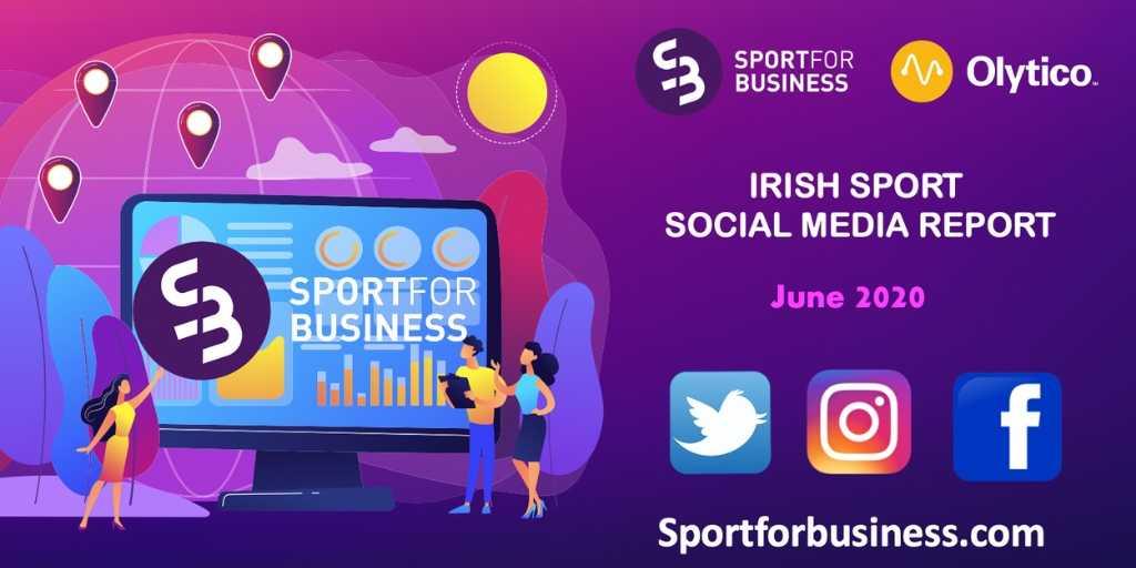 Irish Sport on Social Media – June 2020