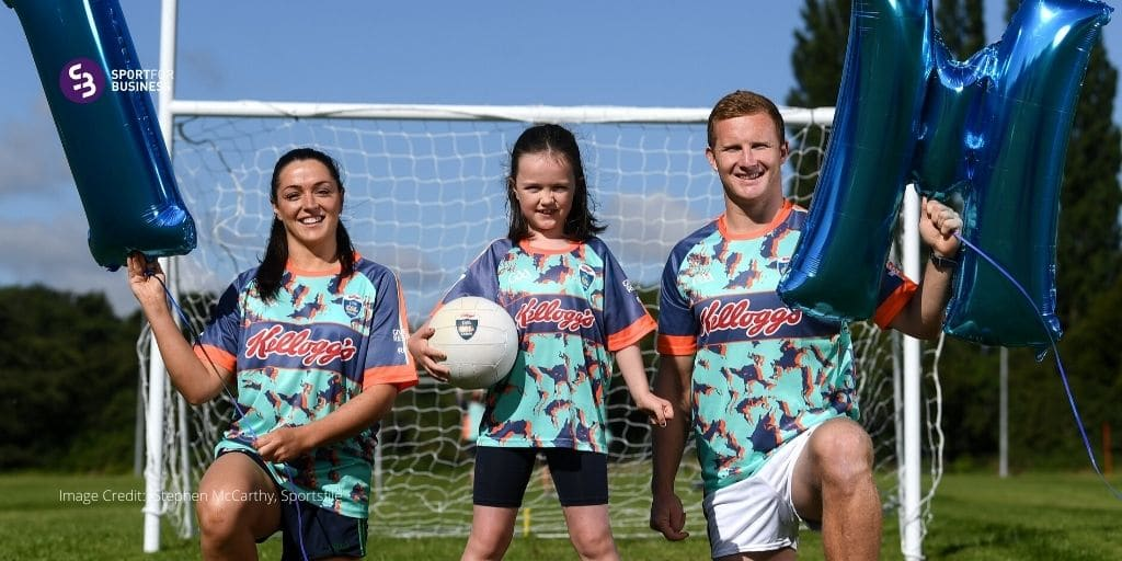 One Million Up for Kellogg's Cúl Camps
