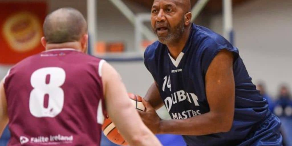 Basketball Opens Up for Masters Generation
