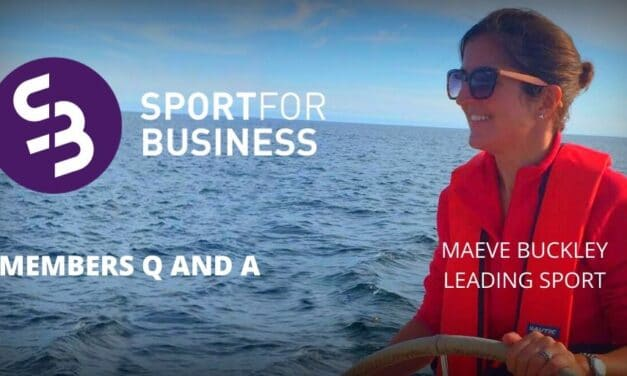 Members Q and A – Maeve Buckley
