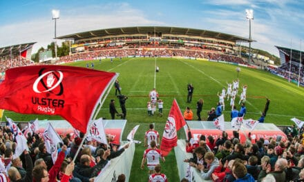 Ulster Rugby Sign Clarity Travel Deal