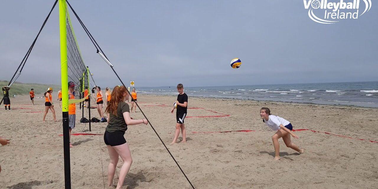 Beach Volleyball Tour for Ireland
