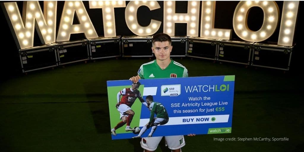 Cork City Fans Top Streaming League