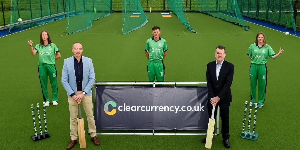 Cricket Ireland Deepen Clear Currency Partnership