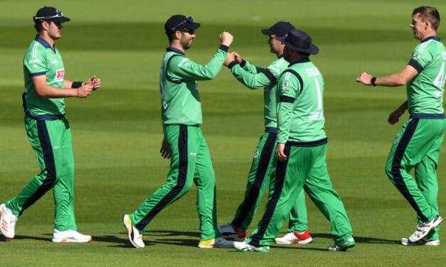 Ireland Score Famous Win Over World Champions