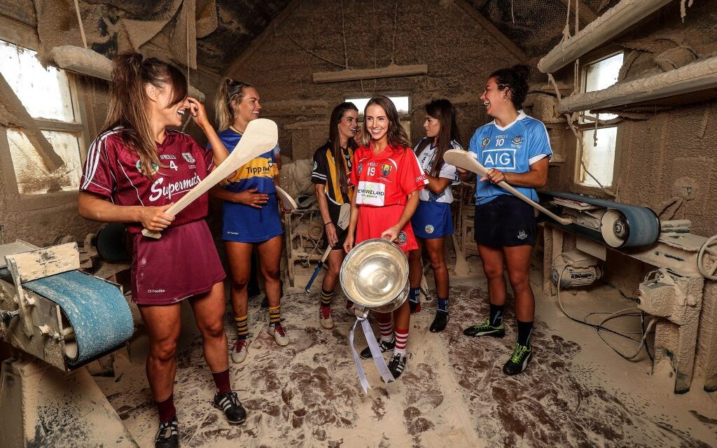 Camogie Dates Set for Liberty All Irelands