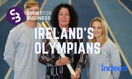 Ireland's Olympians – Patricia Heberle