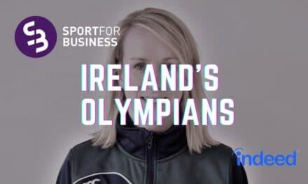 Ireland's Olympians – Kate Kirby