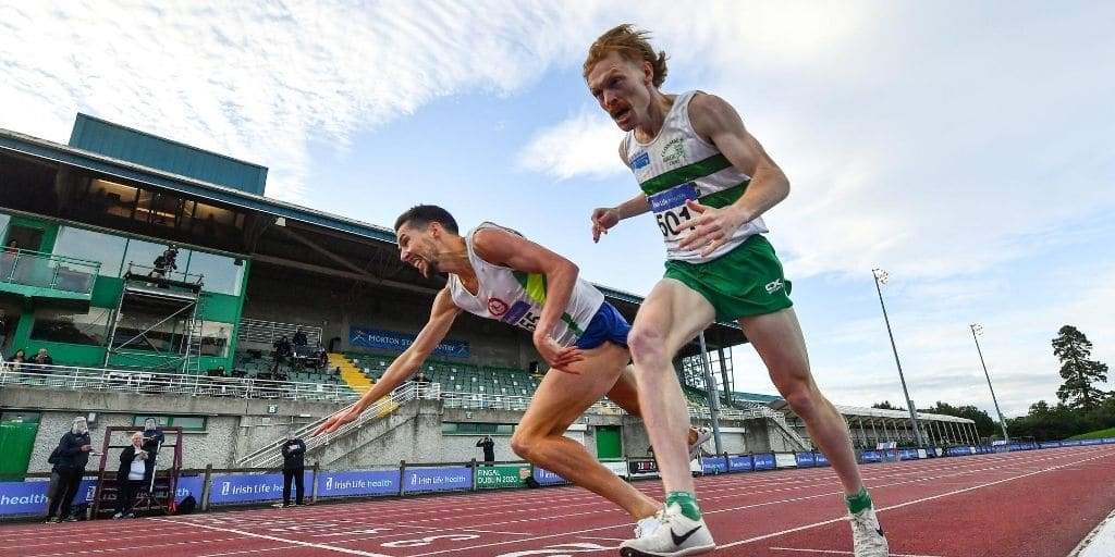Irish Life Reap Athletic Benefit