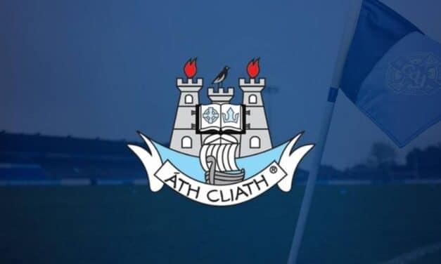 Dublin GAA Confirmation on Health Protocols