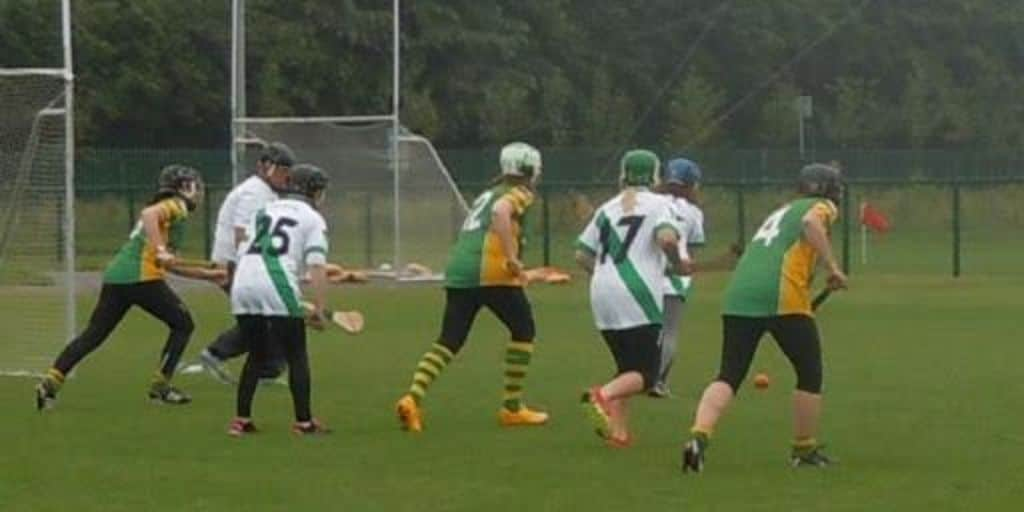 Tesco Sign Up to Hurl With Me Camogie Initiative