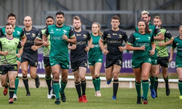 Connacht Launch New Kit for New Season