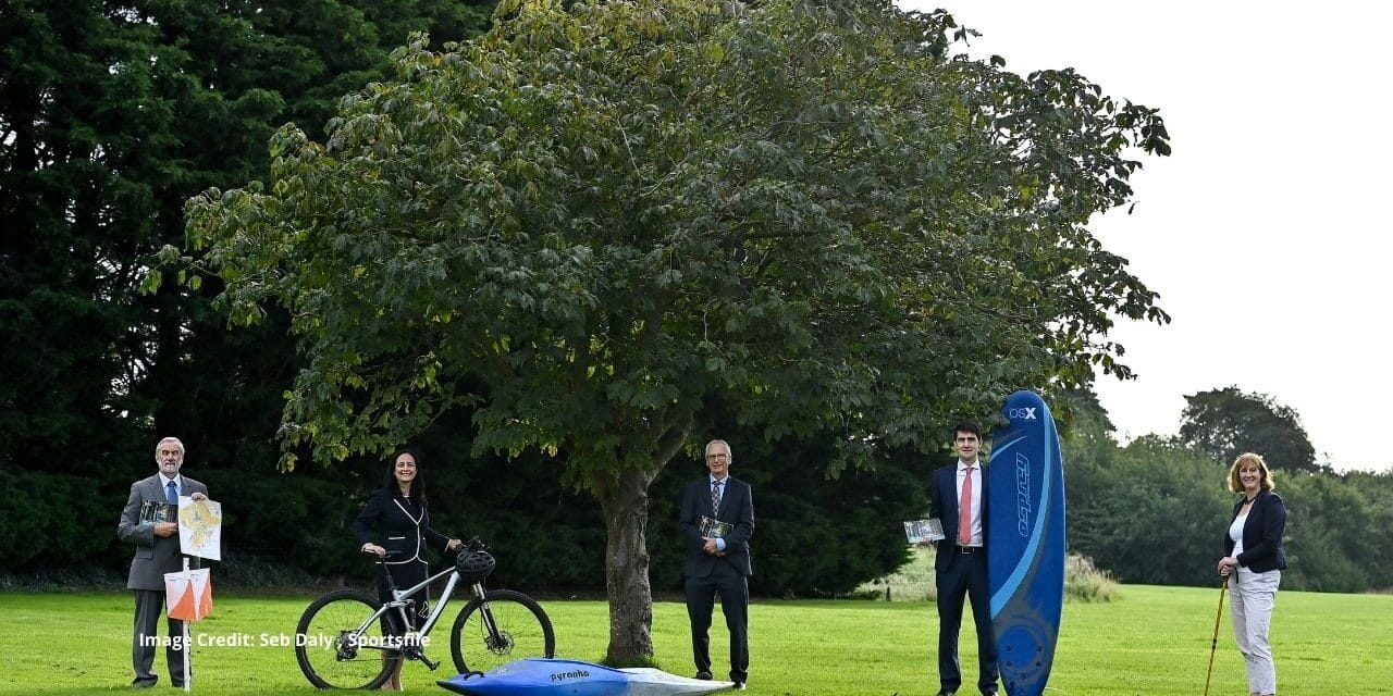 Sport Ireland Launches New Policy on Outdoor Activity