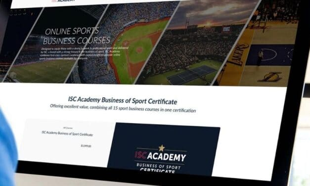 New Online Course in Business of Sport