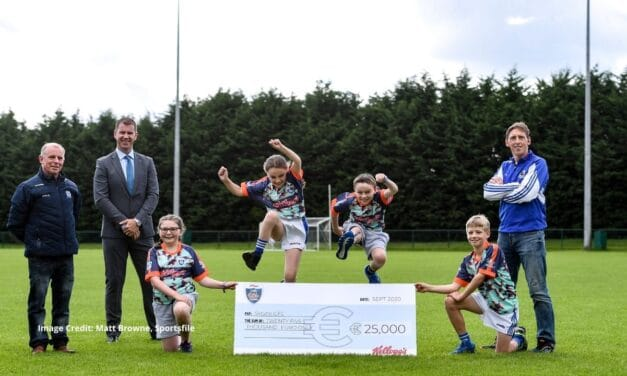 Meath Club Lands Kellogg's Cash Prize