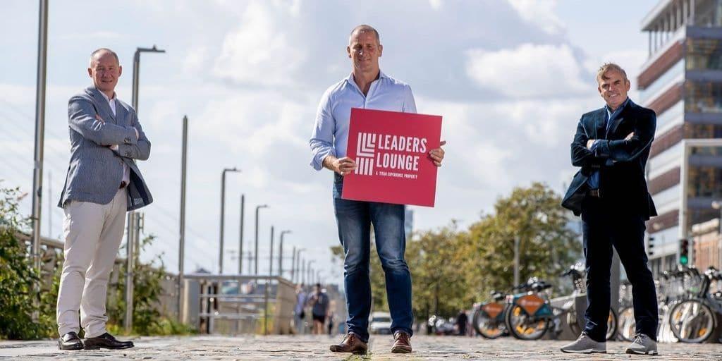 Launching Leaders Lounge