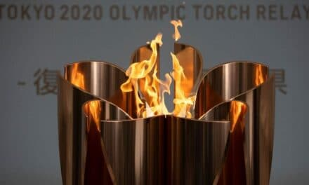 Tokyo 2020 Sets Date for Torch Relay
