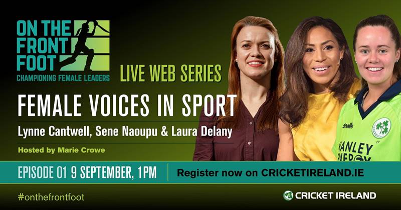 Cricket Launches Women's Leadership Web Series