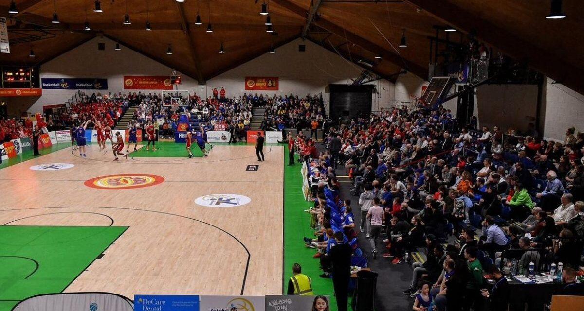 Basketball Ireland Joins Streaming Revolution