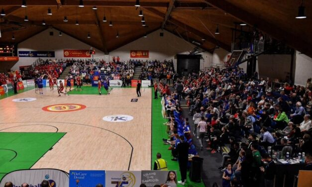Basketball Ireland Joins Streaming Revolution