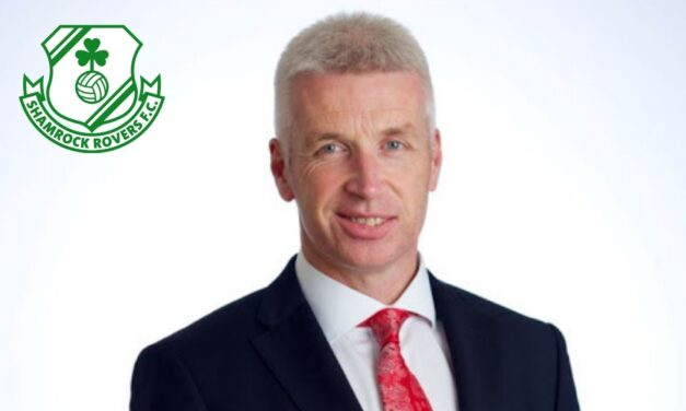 Medlar Appointed Chair of Shamrock Rovers