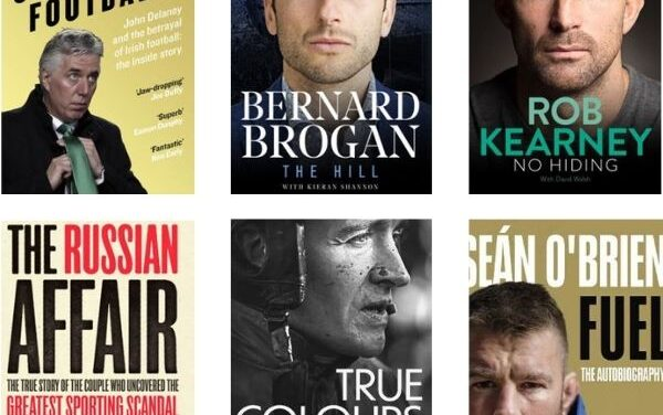 Bord Gáis Energy Sports Book of the Year Shortlist