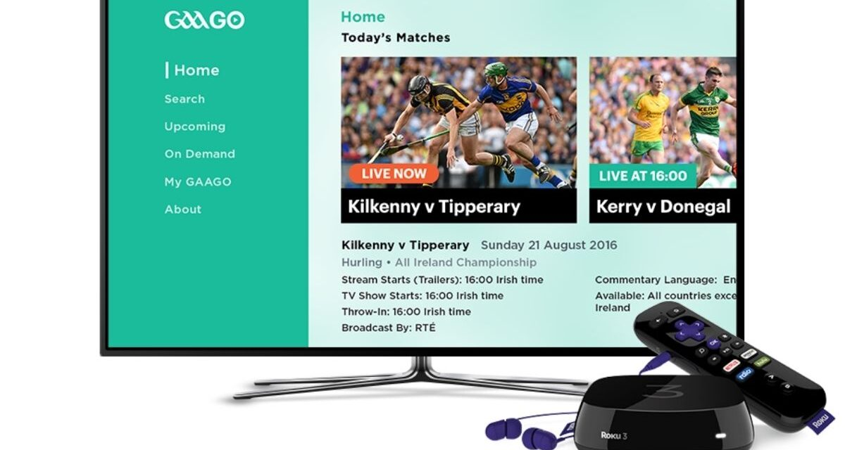 New Dawn Rising for GAA Broadcast Coverage This Weekend