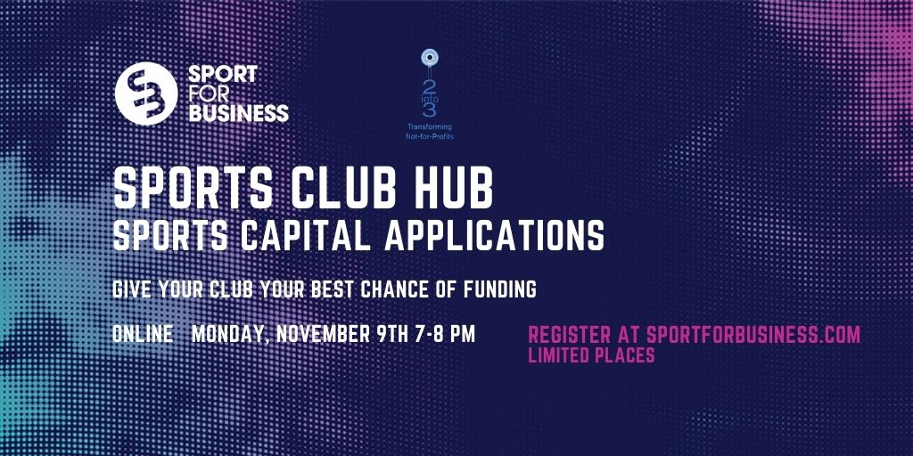 Funding Session for Sports Clubs