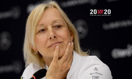 Navratilova Lends Support for 20×20 Wrap Event
