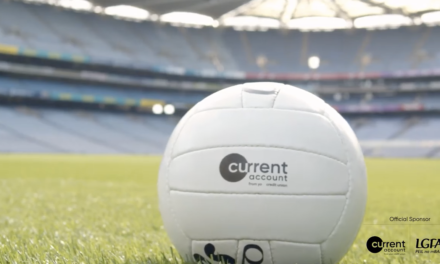 Launching Currentaccount.ie's Sponsorship with Ladies Football