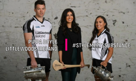 New TV Ad and Golden Timing for Littlewoods and the GAA