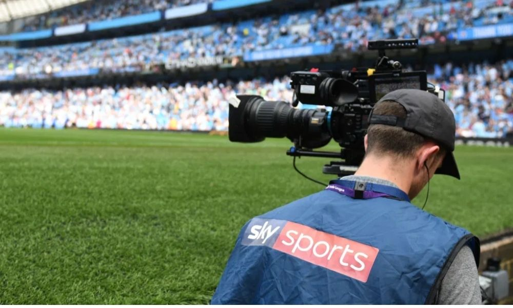 Sky Revenue Boost from Sport in Q3