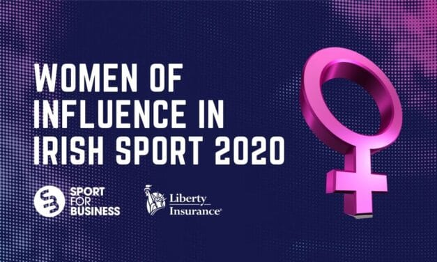 Women of Influence in Irish Sport 2020