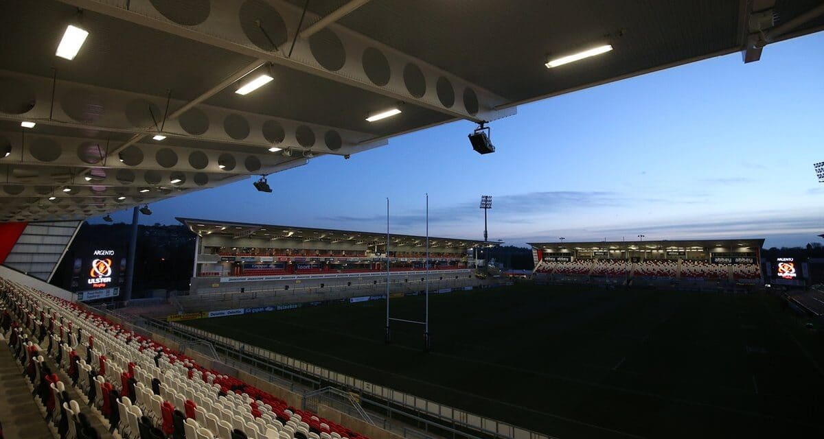 600 Fans for Kingspan on Friday