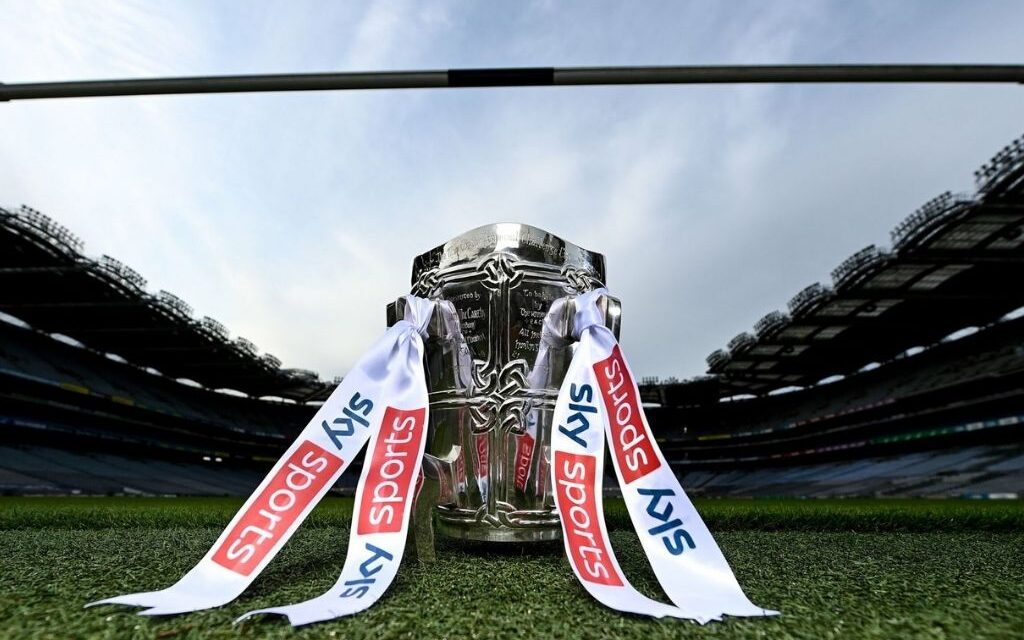 Sky to Broadcast 'Crowd Sounds' for GAA Matches