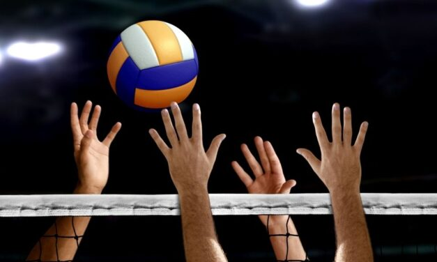 Sporting Life Under Lockdown 2.0 – Virtual Volleyball
