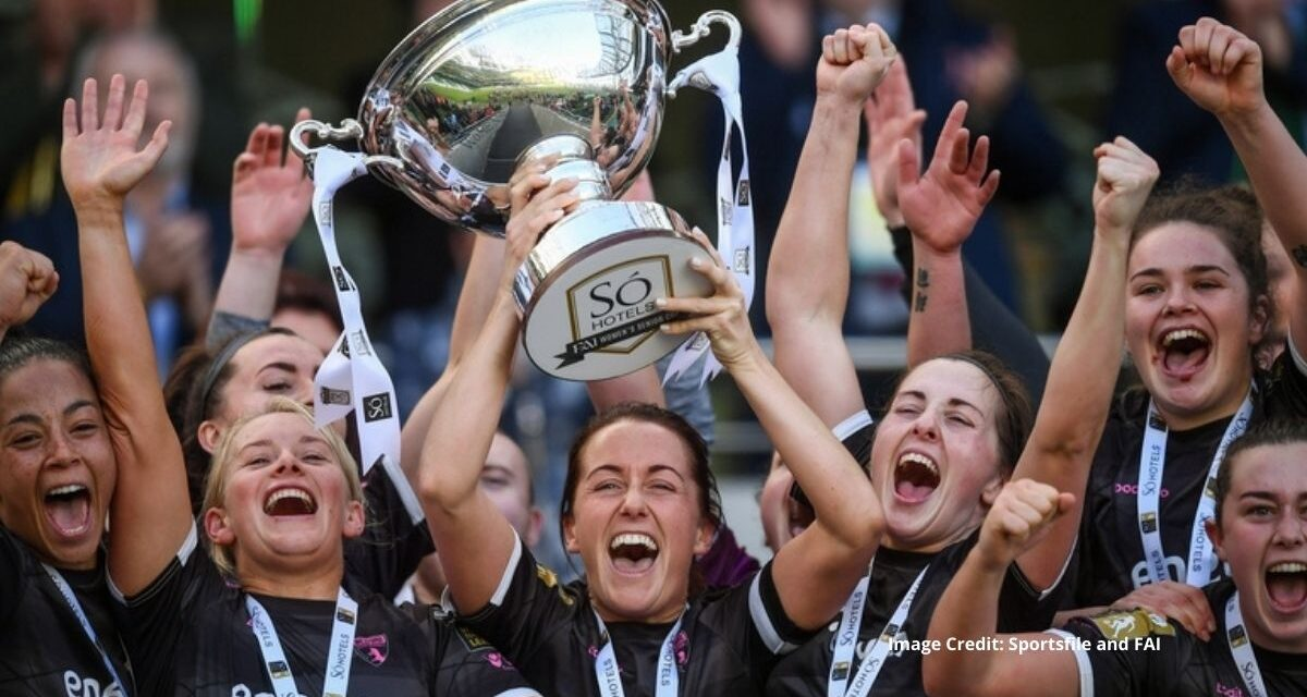 RTÉ to Show Women's FAI Cup Final on Double Header Saturday