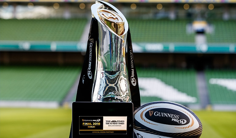 Guinness PRO16 a Financial and Rugby Boost