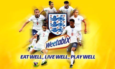 Weetabix Add Extra for English Soccer