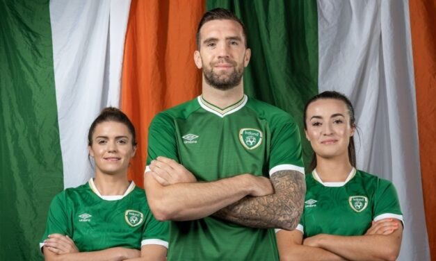 Win a New Republic of Ireland Jersey