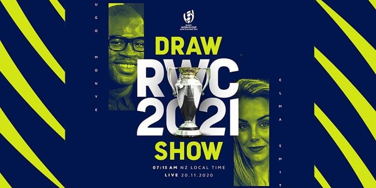 Live Draw Tonight for RWC2021