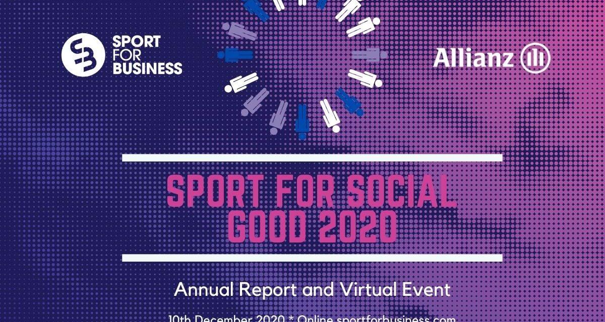 Sport for Social Good 2020