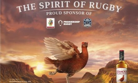 Whisk(e)y Sponsors for Lions Tour