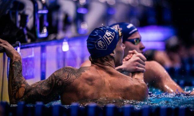 Irish Interest in Swimming's 'Premier League'