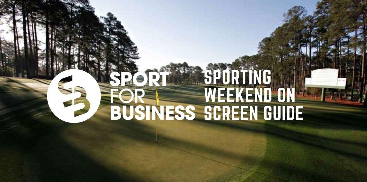 Sporting Weekend on Screen