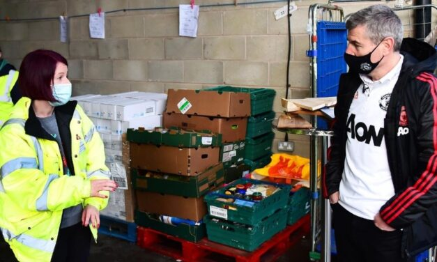 80,000 Family Meals Delivered – Sport for Social Good in Action
